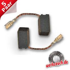 5 Paar Kohlebürsten für Flex K68 (294853) K44 (250816) Kress 1400MSF (38873)