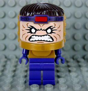NEW Lego MINIFIG MODOK Super Heroes Lab Smash 76018 Marvel New Avengers