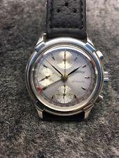 Vintage Chronograph Berney Auto Valjoux 7750