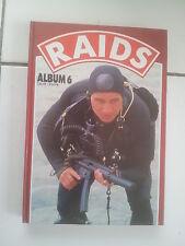 revue mensuelle RAIDS album relié n° 6 ( numéros 26 27 28 29 30 ) 1987