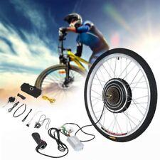 Fahrrad 26'' Hinterrad 36V 250W E-Bike Conversion Elektro Fahrrad Umbausatz Kit