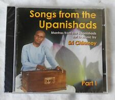 Sri Chinmoy - Songs from the Upanishads -  CD- NEU! (A64)