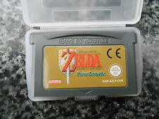GBA Legend Of Zelda A Link To The Past / Four Swords