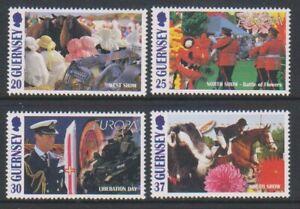 Guernsey - 1998, Europa, Festivals Set - MNH - Sg 781/4