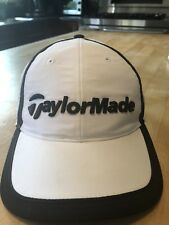 TaylorMade White Golf Burner/TP Ball  Adjustable Hat