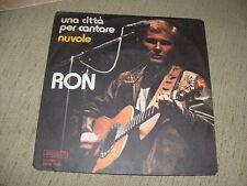 """RON """" UNA CITTA' PER CANTARE (Dalla) """" ITALY'80"""