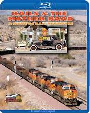 Rails and the Mother Road BLURAY Blu-ray A Route 66 Adv