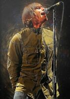LIAM GALLAGHER  OASIS A4 260gsm Poster Print