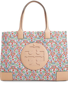 Tory Burch Legacy Paisley Handbag Tote Size O/S Color April Legacy Paisley