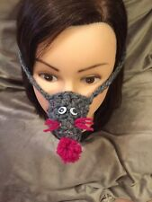 � Mouse Nose Warmer Birthday/Stocking/ Secret Santa Gift Idea. Fancy Dress�