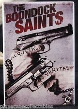 "Boondock Saints Movie Poster 2"" X 3"" Fridge / Locker Magnet. Norman Reedus"