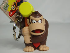 Super Mario Party keychain Key chain figure Donkey Kong 1998 Japan