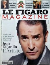 Mag 2012: JEAN DUJARDIN_Les 50 ans d'IZNOGOUD_CHRISTIAN LOUBOUTIN_DENIS TILLINAC