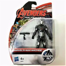 "Hasbro 3.75"" WAR MACHINE MARVEL AVENGERS AGE OF ULTRON INITIATIVE ACTION FIGURE"