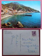 Maiori - Spiaggia e panorama 1971