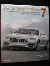 Merrell Book The Car Design Yearbook 7 (2007-2008) (English)