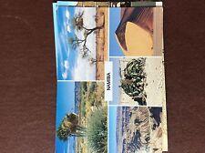 Postcard Used namibia 1992