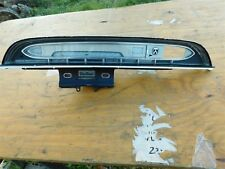 1961 FORD GALAXIIE SUNLINER STARLINER FAIRLANE DASH CLUSTER W TESTED GAUGES NICE