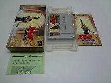 Hokuto No Ken 5 Nintendo Super Famicom Japan