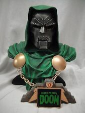 SIDESHOW EXCLUSIVE DOCTOR DR DOOM LEGENDARY Scale Bust STATUE FANTASTIC FOUR Toy