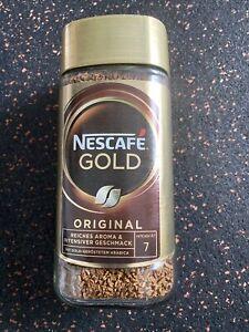 4x 200g NESCAFÉ GOLD Original löslicher Bohnenkaffee Kaffee Instantkaffee