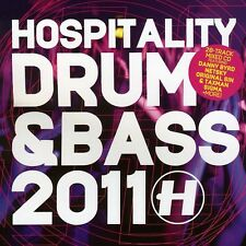 Various Artists - Hospitality Drum & Bass 2011 / Various [New CD] Jewel Case Pac