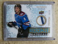 10-11 UD Game-Used Rookie Materials RC Patch KEVIN SHATTENKIRK 13/25