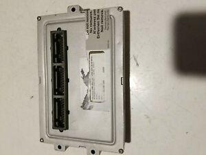 JEEP GRAND CHEROKEE ECU ECM ENGINE CONTROL MODULE COMPUTER PCM NO PART NUMBER