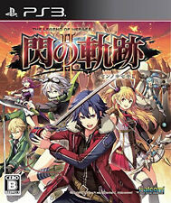 The Legend of Heroes Sen no Kiseki 2 Sony PS3 PlayStation 3 Used Japan Game