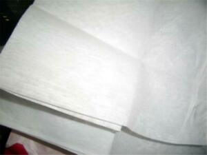"60"" wide White  cotton organdy fabric-stiff finish"