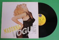 Madonna - Vogue - Sire W 9851 T / 7599-21525-0 - 45 rpm - Made in Germany