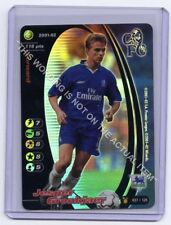 (Gb1942) Wizards of the Coast, Title Race 2001-02 37/125, J.Gronkjaer, Chelsea