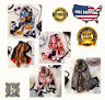 Woman Silk Scarf New Designer Luxury Brand Long Large Scarves For New Year S4