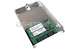 HP 537639-001 32GB SSD HDD Tray Shell MLC Half Slim SATA Module HF Laptop Hard D
