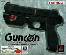 Namco Guncon 1 PlayStation Original Boxed PS1 Gun Controller NPC-103 SLPH-00034