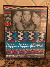 New Kappa Kappa Gamma Sorority Photo Picture Frame