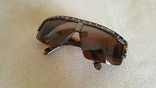 Vintage GIANNI VERSACE MOD 393 COL 900 TO Sunglasses