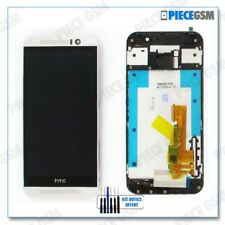 Ecran LCD vitre Tactile Frame pour HTC One M9 Gris clair outils