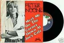 PETER NOONE (Herman's Hermits) Meet Me on the Corner ..1974 Holland PS 45
