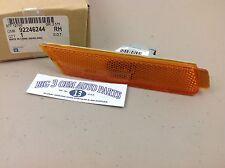 Chevrolet Camaro Right Hand Passenger Side  Marker Lamp new OEM 92246244