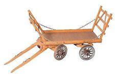 Hobbies Easy to Build Plan of Hay Cart P745