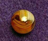 Whispy PINK Rainbo COBRA Hybrid Swirl Vitro Alley PELTIER Vintage Toy Marbles