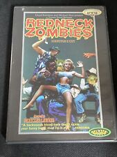 Redneck Zombies (DVD,1998) Director's Cut ~ Troma Video ~ Pre-Owned