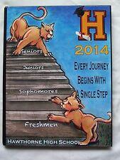 2014 HAWTHORNE HIGH SCHOOL YEARBOOK, HAWTHORNE CALIFORNIA   EL MOLINO