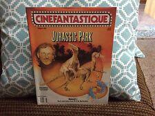 Cinefantastique     1993     Jurassic Park