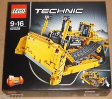 LEGO Technic Buldozer 42028 Trench Digger 2 in 1