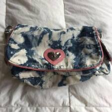 Blue Material Small Bag