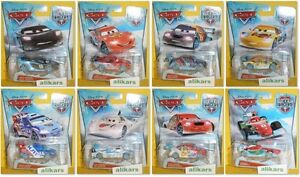 ICE RACERS Disney Pixar Cars racing autos modellini vehicle coche modelle Mattel