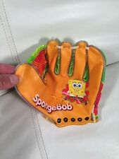 Nickelodeon SpongeBob Squarepants Baseball Glove 2010