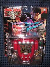 RARE!! NAMCO TEKKEN REAL FIGHTER LCD GAME&WATCH G&W w/G-SENSOR+RUMBLE VIBE JAPAN